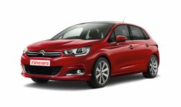 Citroen C4 or similar