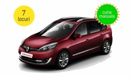 Renault Scenic 7 seats or similar<BR>MANUAL TRANSMISSION