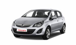 Opel Corsa D or similar