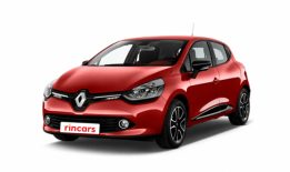 Renault Clio IV or similar